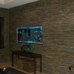 Gonzalez Residence Custom Fish Tank