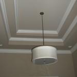 Gonzalez Residence Ceiling detail